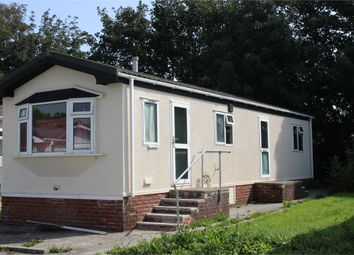 Thumbnail 2 bed mobile/park home for sale in 33 Nutwalk, Ham Manor Park, Llantwit Major, South Glamorgan