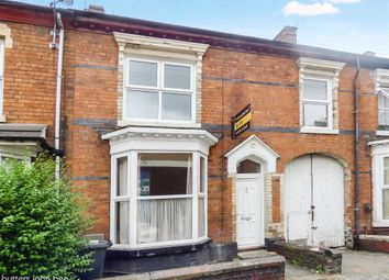 Thumbnail 3 bed terraced house for sale in Samuel Street, Crewe