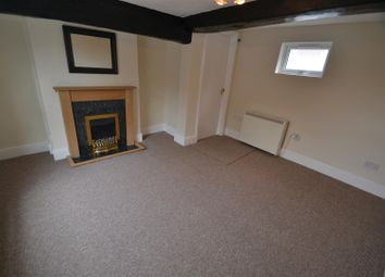 Thumbnail 1 bed flat to rent in Cross Street, Hathern, Loughborough
