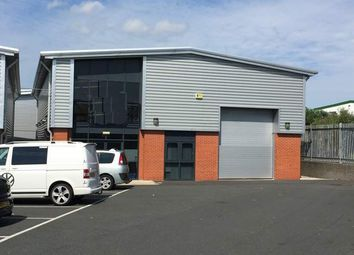 Thumbnail Industrial to let in Unit C Maritime Business Park, Wirral