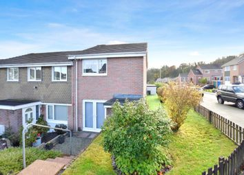 Thumbnail 4 bed end terrace house for sale in Middle Budleigh Meadow, Newton Abbot