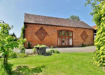 Thumbnail 4 bed link-detached house to rent in Slatch Farm, Coddington, Ledbury
