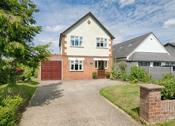 Thumbnail 3 bed detached house for sale in Harlow Road, Roydon, Harlow