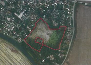Thumbnail Commercial property for sale in Land Off The Shrubbery, Elford, Tamworth, Staffordshire