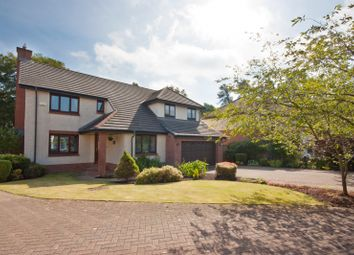 Thumbnail 5 bed detached house for sale in Saltcoats Gardens, Bellsquarry, Livingston