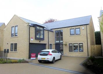Thumbnail 5 bed detached house for sale in Stocksmead Court, Huddersfield