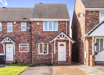 Thumbnail 2 bed terraced house for sale in Bryony Court, Middleton, Leeds