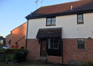 Thumbnail 1 bed terraced house to rent in Normansfield, Dunmow