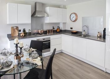"Thumbnail 2 bed flat for sale in ""Oakley Court"" at Louisburg Avenue, Bordon"