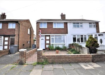 Thumbnail 3 bed semi-detached house for sale in Dewhurst Avenue, South Shore, Blackpool, Lancashire