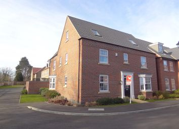 Thumbnail 6 bedroom detached house for sale in Stratten Park, Greylees, Sleaford