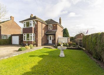 Thumbnail 3 bed detached house for sale in Mooracre Lane, Bolsover, Chesterfield