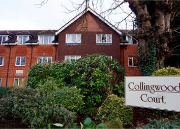 Thumbnail 2 bedroom flat for sale in Collingwood Court, Royston