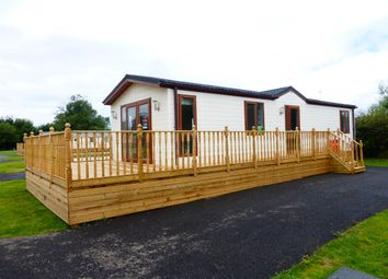 Thumbnail 2 bedroom mobile/park home for sale in Kirkgate, Tydd St. Giles, Wisbech