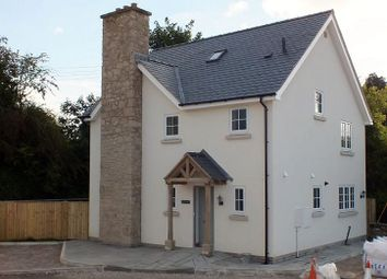 Thumbnail 4 bed detached house to rent in Llandegla, Wrexham