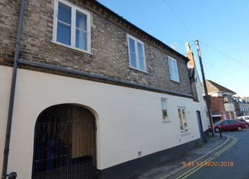 Thumbnail 2 bed flat to rent in Broad Street, Bungay