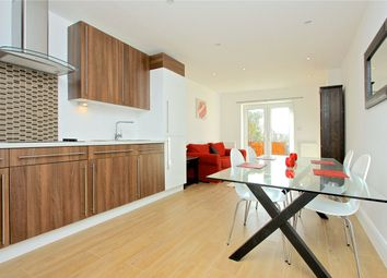 Thumbnail 3 bed flat to rent in Hendon Way, Golders Green, London