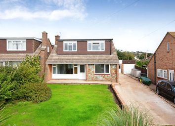 Thumbnail 4 bed detached house for sale in Bapton Close, Exmouth