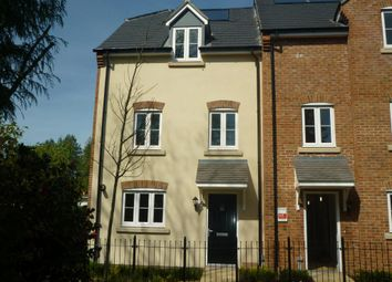 Thumbnail 4 bedroom town house for sale in White Oaks Close, Ferndown