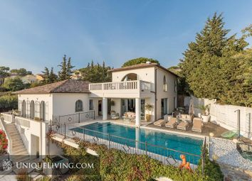 Thumbnail 3 bed villa for sale in Croix Des Gardes, Cannes, French Riviera