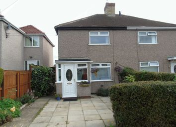 Thumbnail 2 bed semi-detached house for sale in Reasby Gardens, Ryton