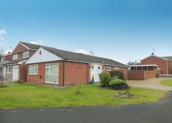 Thumbnail 3 bed bungalow for sale in Firs Road, Houghton-On-The-Hill, Leicester