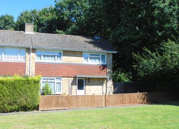 Thumbnail 3 bed end terrace house for sale in Rillside, Furnace Green, Crawley