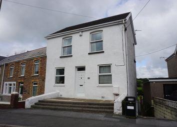 Thumbnail 4 bed end terrace house for sale in Heol Y Parc, Pontyberem, Llanelli