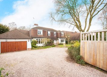 Thumbnail 5 bed detached house to rent in Westfield Road, Beaconsfield