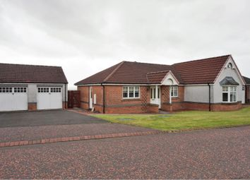 Thumbnail 4 bed detached bungalow for sale in King James Drive, Tullibody
