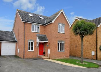 Thumbnail 5 bedroom detached house for sale in Tradewinds, Seasalter, Whitstable