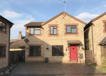Thumbnail 3 bed detached house for sale in Vermuyden Gardens, Sutton, Ely