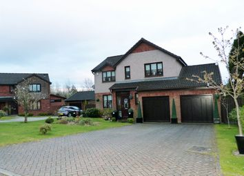 Thumbnail 4 bedroom detached house for sale in Macdonald Avenue, Kittochglen, East Kilbride