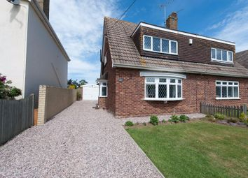 Thumbnail 3 bed semi-detached house for sale in Maydowns Road, Chestfield, Whitstable