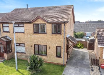 Thumbnail 3 bed semi-detached house for sale in Sunningdale Drive, Immingham