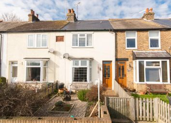 Thumbnail 2 bed terraced house for sale in Reach Road, St. Margarets-At-Cliffe, Dover