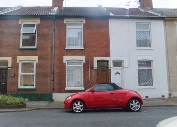 3 bed terraced house to rent in Newcome Road, Portsmouth PO1