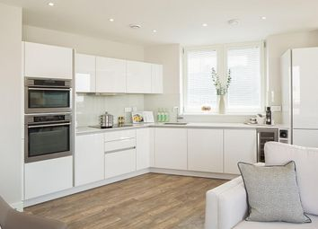 "Thumbnail 3 bed flat for sale in ""Shackleton House"" at Christchurch Way, London"
