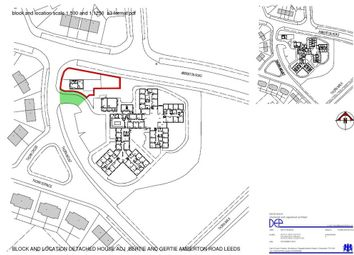 Thumbnail Land for sale in Thorn Mount, Gipton, Leeds