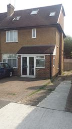3 Bedrooms Semi-detached house for sale in Grange Road, Chessington, Chessington KT9