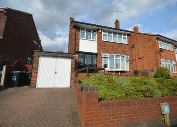Thumbnail 4 bed detached house for sale in Maidavale Crescent, Styvechale, Coventry