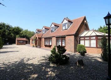 Thumbnail 4 bed detached house for sale in Fen Road, Boston