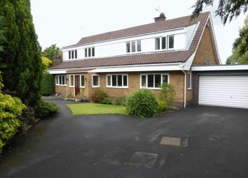 Thumbnail 5 bed detached house for sale in Edge Hill, Darras Hall Estate, Newcastle Upon Tyne