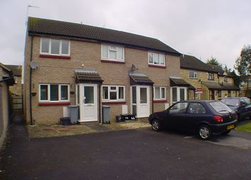 Thumbnail 3 bed terraced house to rent in Burwell Meadow, Witney, Oxfordshire