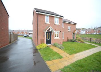 Thumbnail 2 bedroom terraced house for sale in The Ashes, St. Georges, Telford
