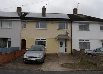 Thumbnail 3 bed terraced house for sale in Foxearth Avenue, Clifton, Nottingham, Nottinghamshire