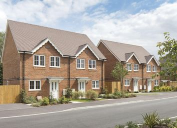 "Thumbnail 3 bed semi-detached house for sale in ""Casteford"" at Pearce Way, Bishopdown, Salisbury"