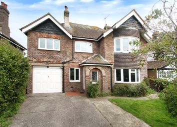 Thumbnail 5 bed detached house for sale in Harsfold Road, Rustington, Littlehampton