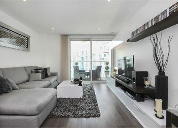 Thumbnail 1 bedroom flat for sale in 1 Saffron Central Square, Croydon, Surrey
