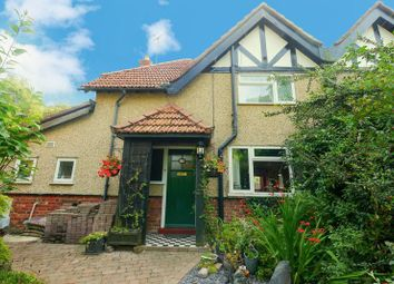Thumbnail 2 bed semi-detached house to rent in Thame Road, Warborough, Wallingford